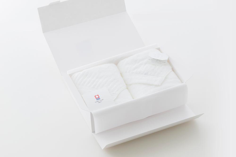 ホンキのタオル 繊ギフトセット(BT×2枚入)